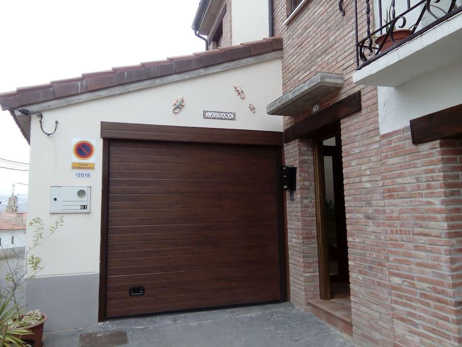 Casa cerca de logro o casas en alquiler en entrena la for Alojamiento en la rioja espana