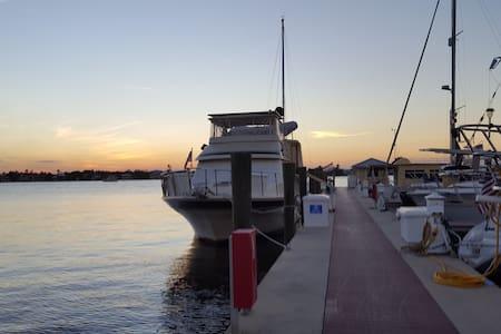 Private Motor Yacht in Stuart - Stuart