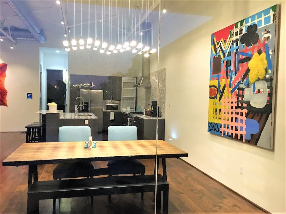 Open Concept Modern Home
