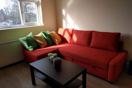 Zeus One-Bed Apartment, near station & great view - Chelmsford - Byt