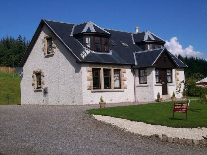 Comfortable, warm, spacious  Quality self catering