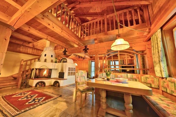 Glocknerhaus Chalet in Kärnten, das Naturdomizil