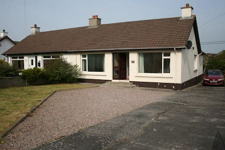 Portstewart self-catering bungalow. - Coleraine - บังกะโล