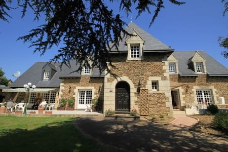 Le Manoir in the heart of the peaceful countryside - Merléac - 단독주택