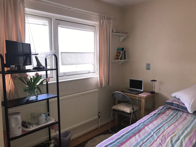 Small comforts at Everington Street - London - Hus