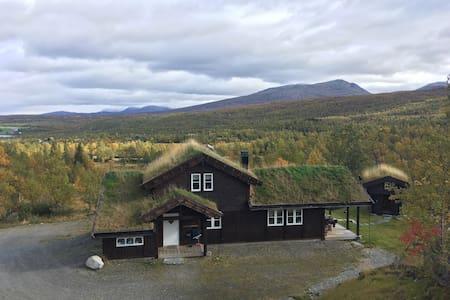Koselig hytte i Stugudal