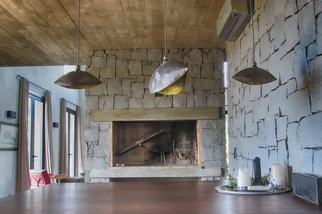 Interior Grill