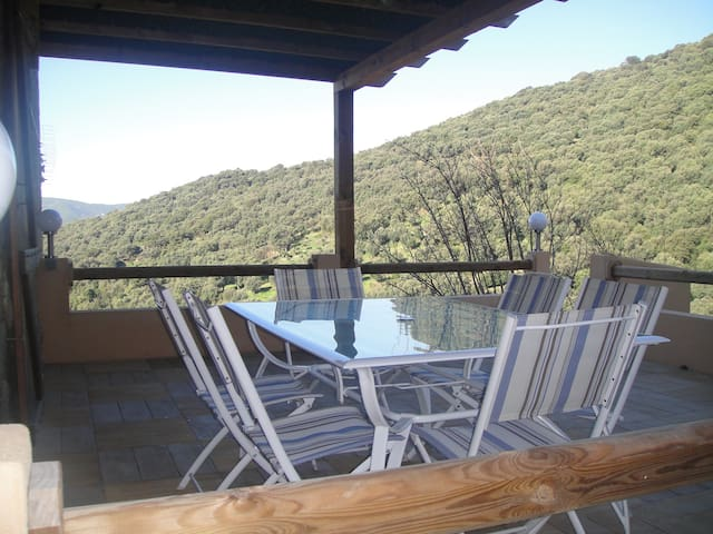 ☆ Maison de Charme entre Mer et Montagne  - 6 pers - Sollacaro - Dom