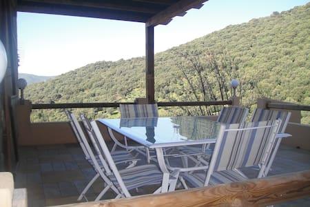 ☆ Maison de Charme entre Mer et Montagne  - 6 pers - Sollacaro