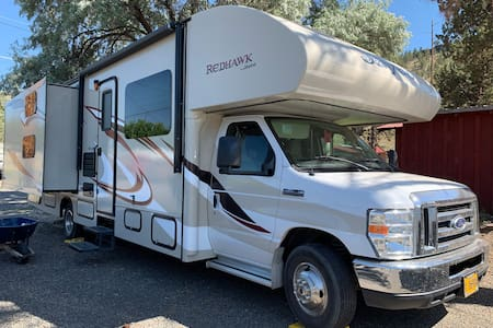 Comfy RV home away from home