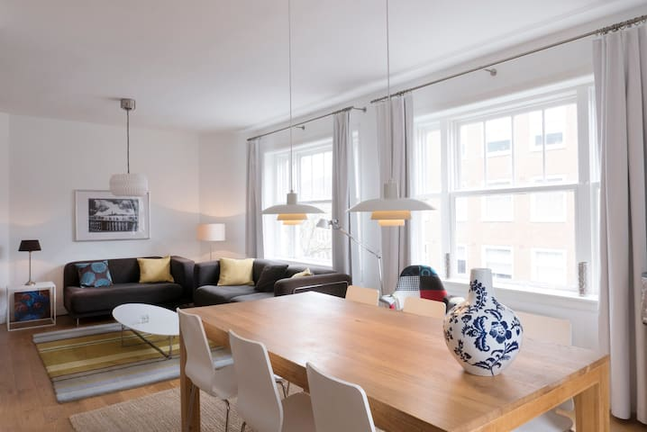 Authentic Amsterdam apartment RAI