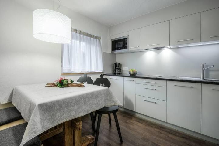 Pescosta Dolomites Chalet - apartment Ciuita