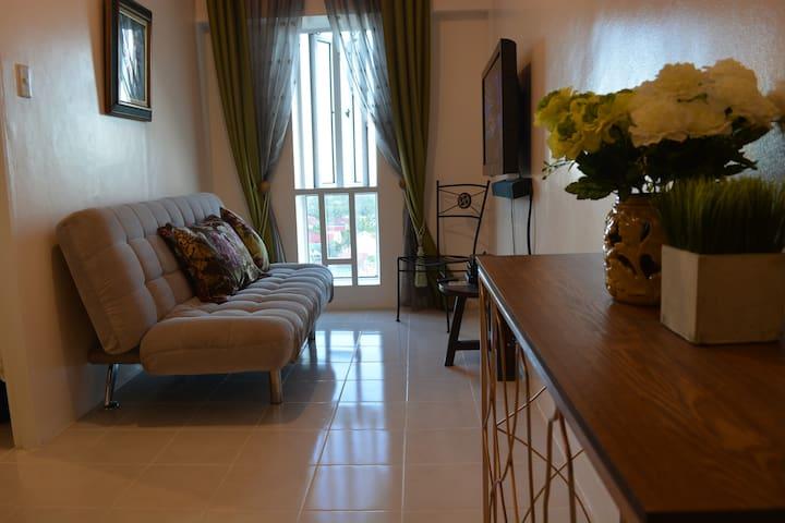 Tagaytay condo, 1 bedroom, with pool - Tagaytay - Wohnung