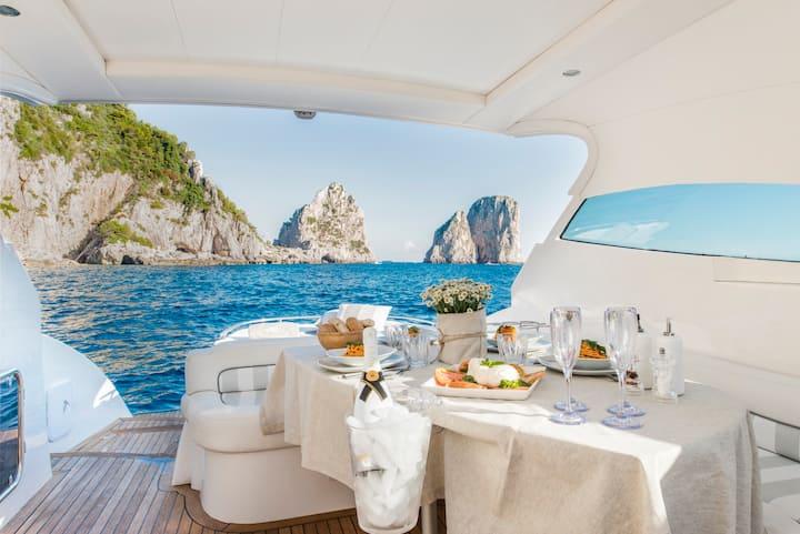 Charlotte Yacht di Lusso Kalse 50HT