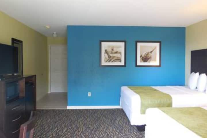 Room With Bay View/Balcony Chincoteague Island