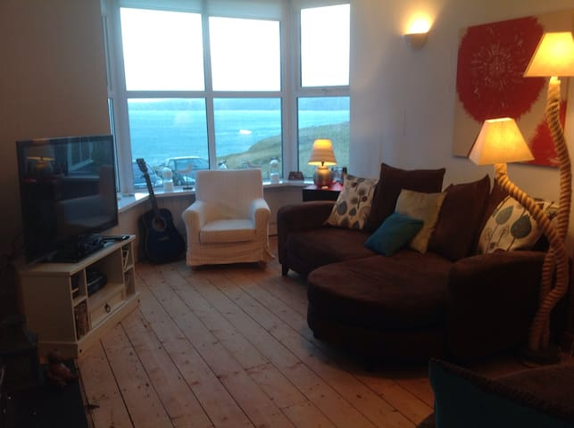 Ocean View - Port Isaac - Apartment