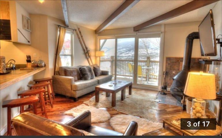 Rockies Dream Rental - Beautiful 1 Bed/1.5 ba! - Silverthorne - Kondominium