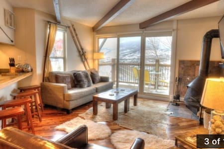 Rockies Dream Rental - Beautiful 1 Bed/1.5 ba! - Silverthorne
