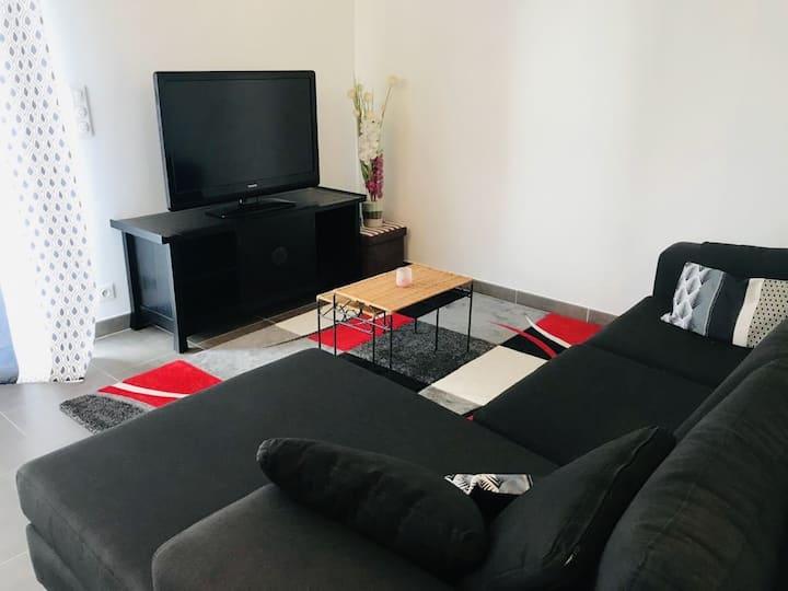 Appartement T2 cosy à Rodez