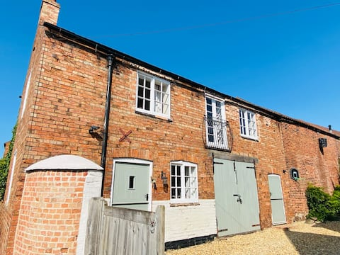 Beautiful barn conversion in Thrussington