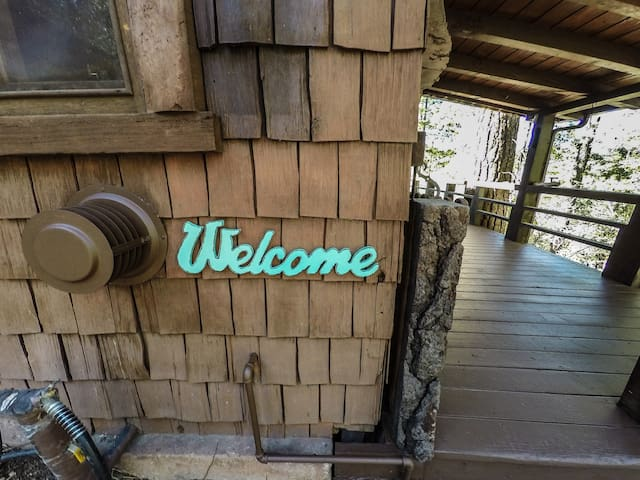 Baily's Forest Lodge - A Winemaker's Retreat! - Idyllwild-Pine Cove - Stuga