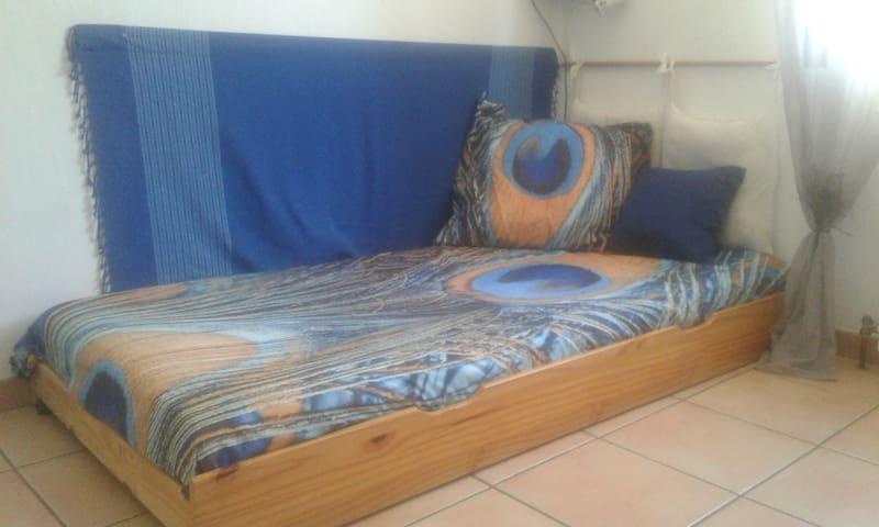 Chambre du voyageur solitaire
