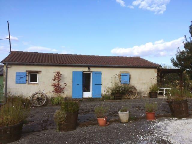 Gîte en campagne Gersoise - Castelnau-Barbarens - Casa