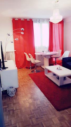 Chambre au centre de Paris