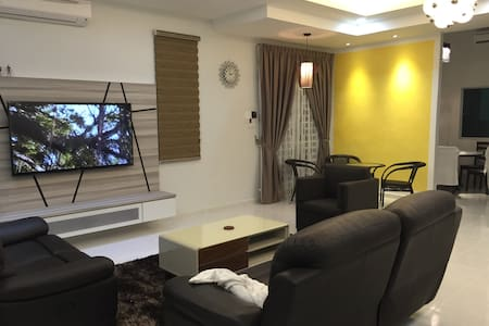 js homestay (繁华闹市的平静家园) - Bukit Mertajam - Casa