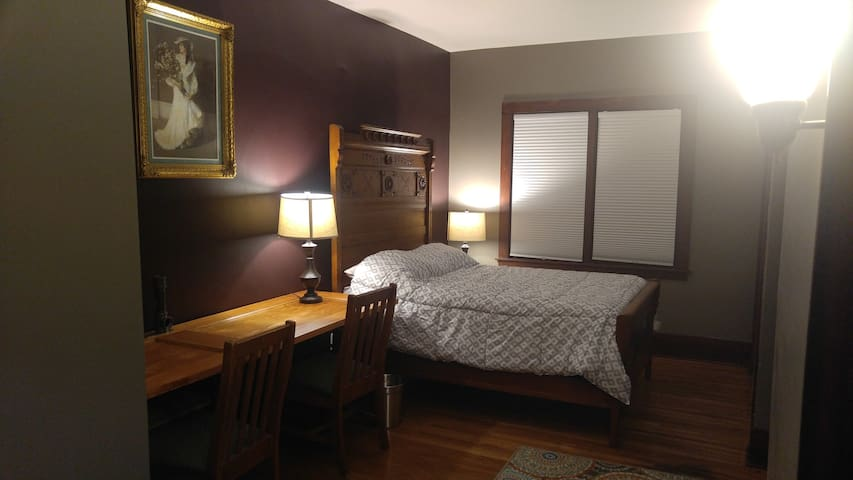 Two Bedrooms in Historic home w/ modern amenities