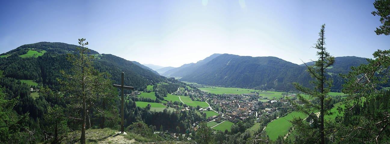 Appartement umgeben von Bergen - Schönberg-Lachtal - Vakantiewoning