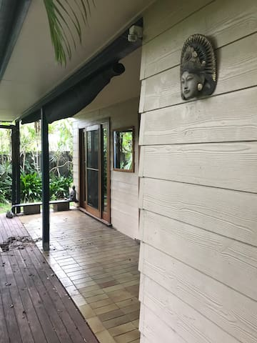 Private room in Byron Bay