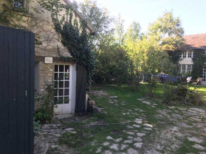Guest house dans propriété proche de Paris