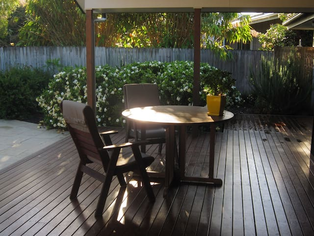 The perfect spot for one or two (queen or twin) - Bangalow - Hus
