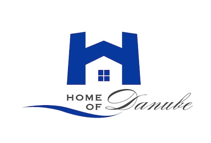 Home of Danube Family Hostel (Budapest)room3rd - Budapest - Villa