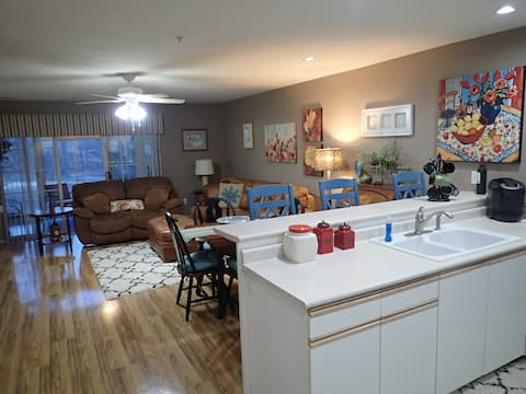 Thousand Hills Condo in Heart of Branson