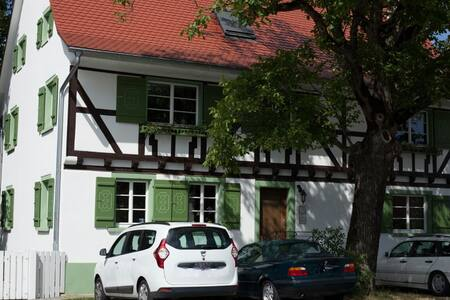 Apartment int the half-timbered house - Salem