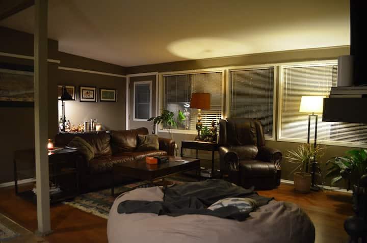 Cozy Mid Century Home