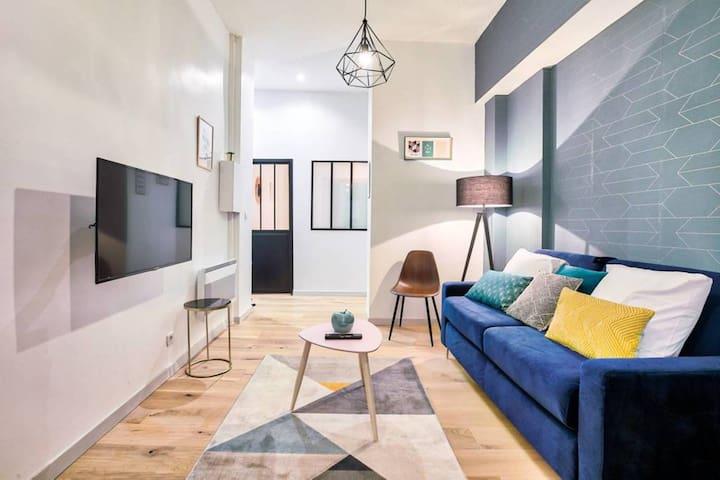 Cosy Apartment - Heart of Paris