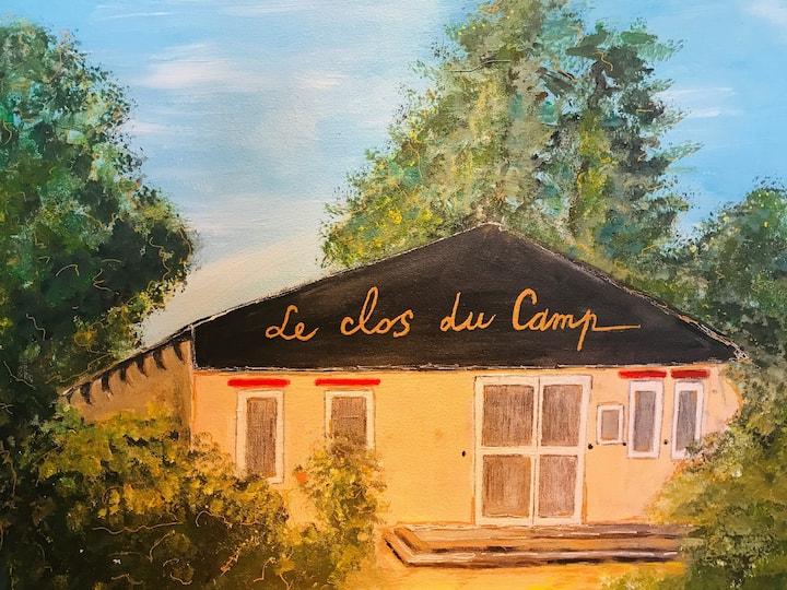 Hébergements le Camp d'Auneau - Le Clos du Camp