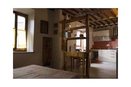Appartamento Chiusdino - Centro storico - Chiusdino - Lejlighed