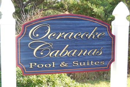 Beautiful Cabana with Pool on Ocracoke! - Ocracoke
