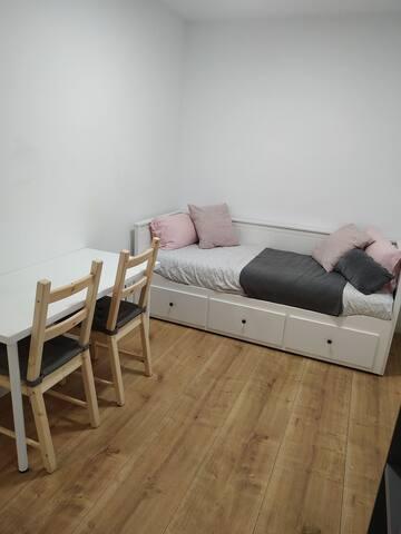 Habitación en casa compartida