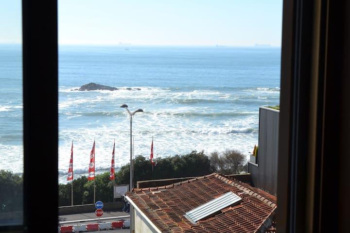 Praia dos Ingleses Apartment - Porto - Pis