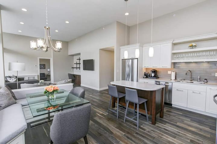 Prime Location! Skyway Connected! Furnished Condo!