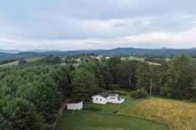 Bally Meade Blue Ridge Mountain House