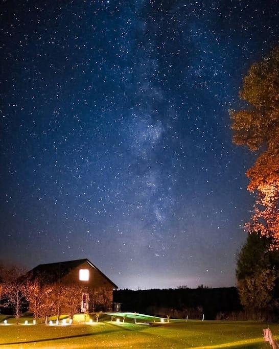 We have all the stars to see in MN
