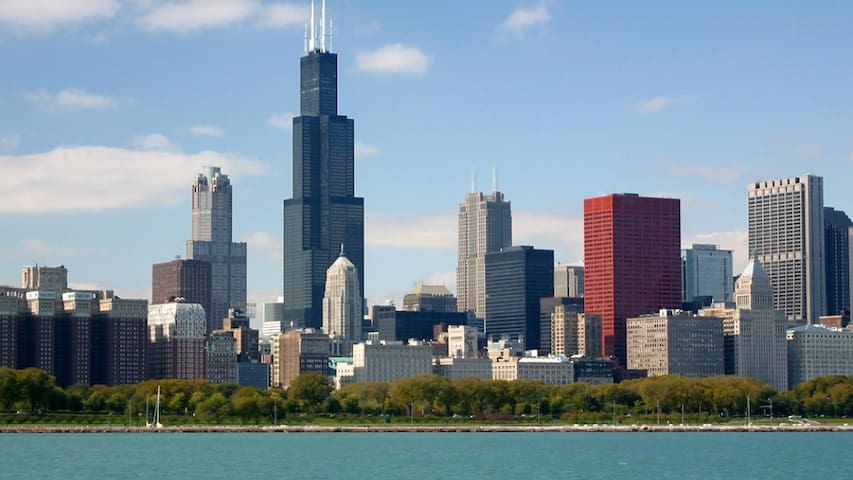 Guidebook for Chicago!
