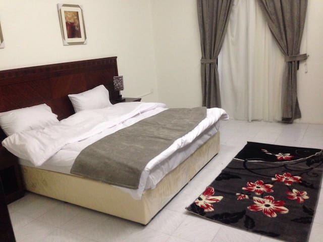 One-Bedroom Furnished Apartment Plan (Z) - Jeddah - Apartment
