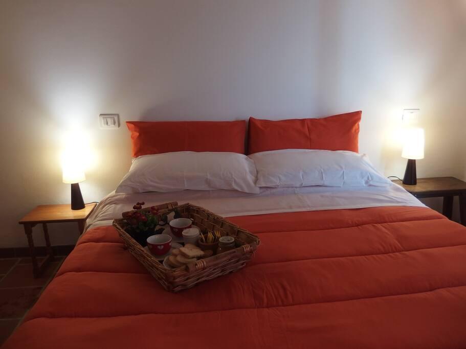 Calazione intima a letto